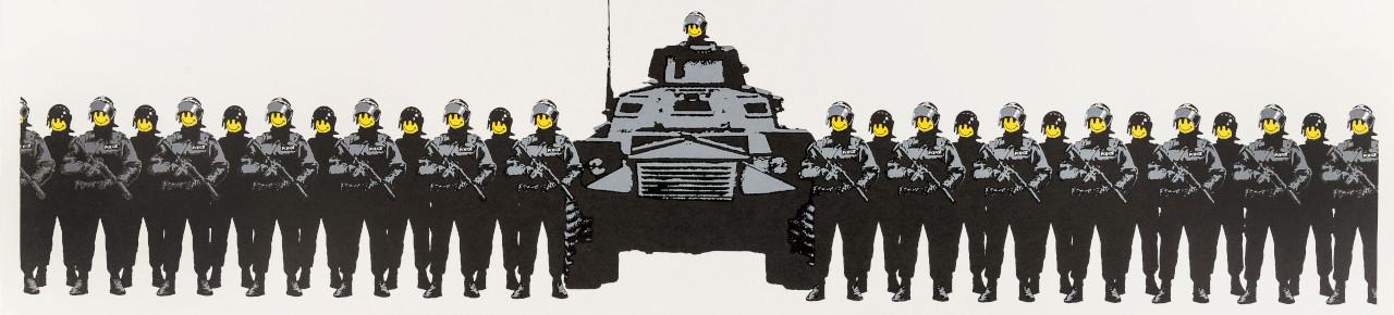 Banksy Editions