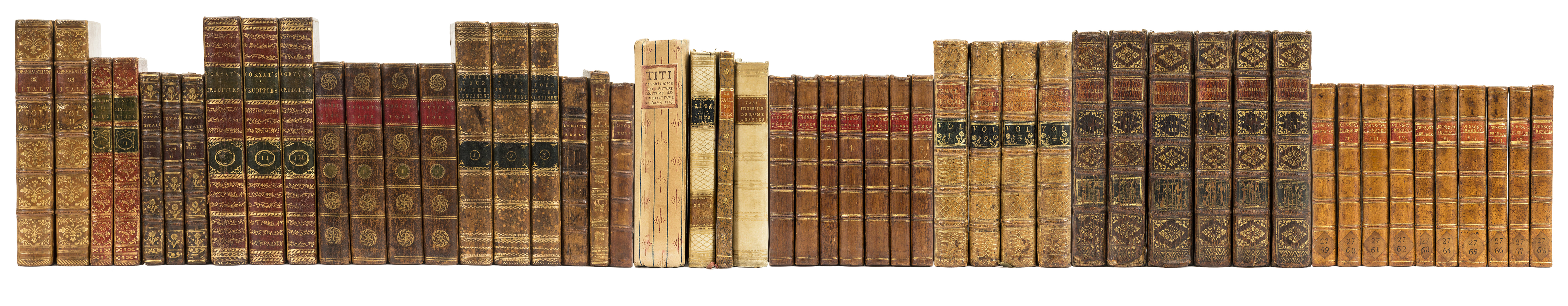 The Library of the late David Harrison: 17th-19th Century Literature & the Arts