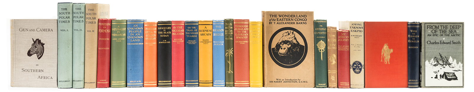 Online Sale: Remaining books from the Library of Franklin Brooke-Hitching