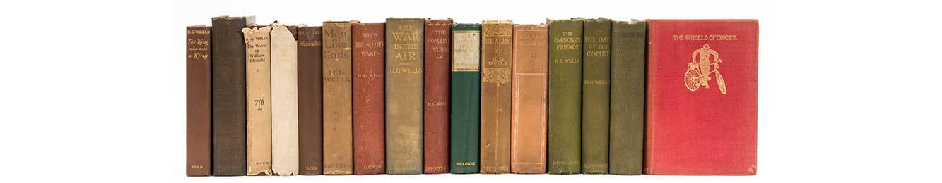 Online Sale: Modern Literature
