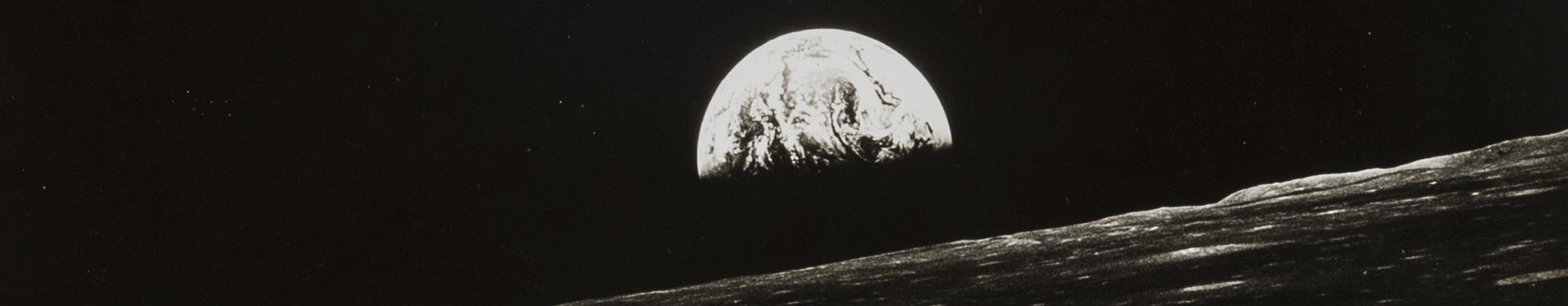 THE MOON: Vintage NASA Photographs 1964-1972 (Online Only)