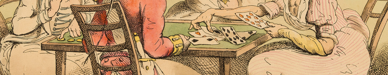 Online Sale: Playing Cards, Manuscripts and Works on Paper