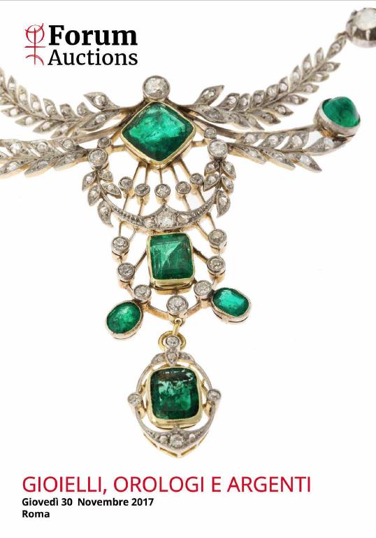 Gioielli, Orologi e Argenti (Jewellery, Watches and Silver)
