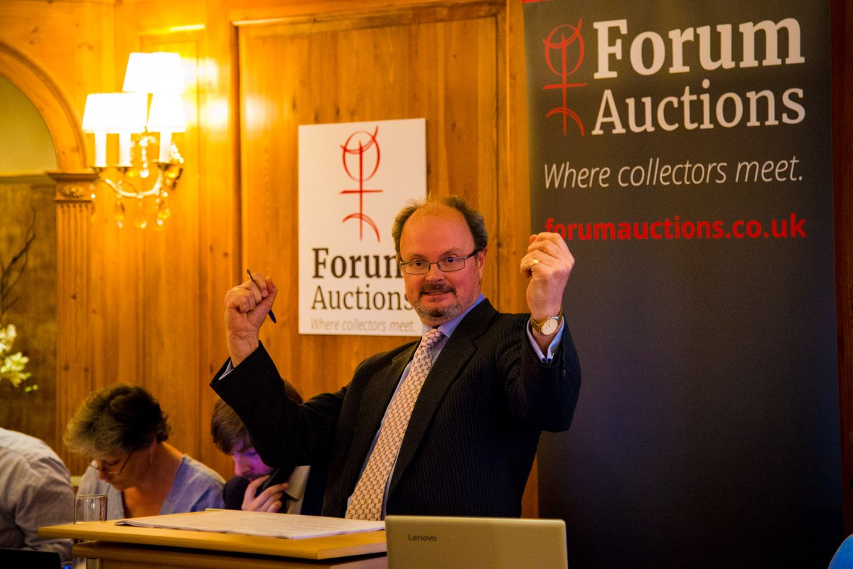 Forum Auctions' inaugural two-day sale tops £1m